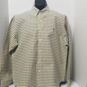 Ralph Lauren long sleeve button down shirt.